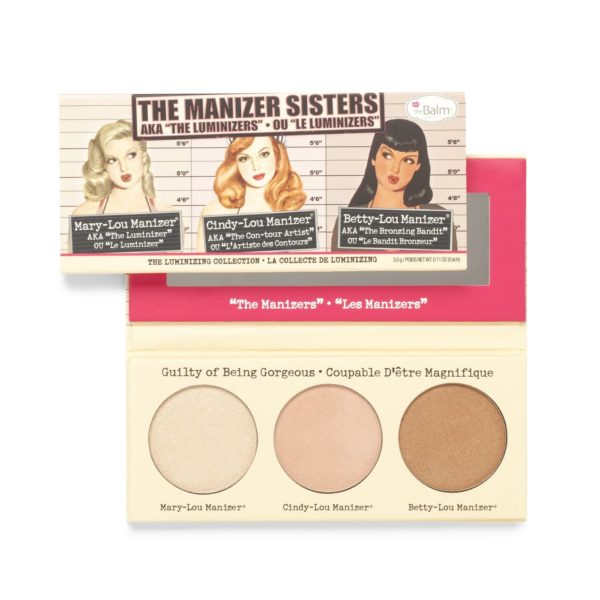The Manizer Sisters(disconinued)